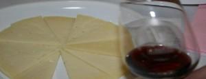 cata maridaje queso