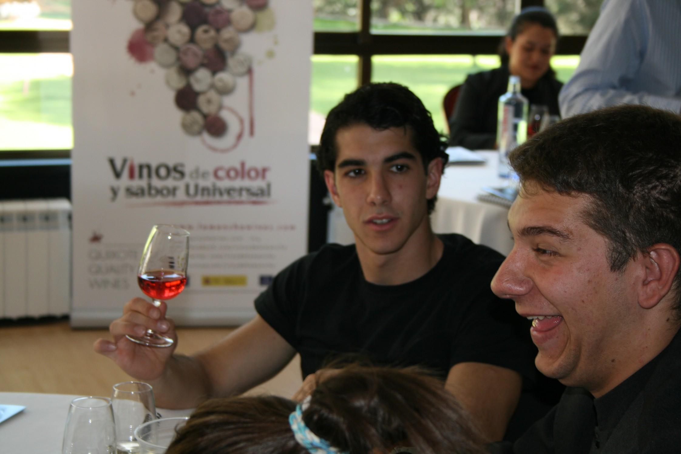 Los vinos con Denominación de Origen La Mancha con los futuros profesionales del sector del turismo y la hostelería