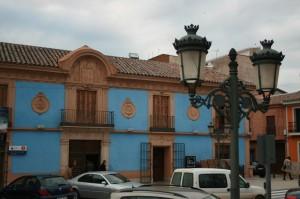 Palacio de Don Diego, corazón del Festival de Cine y Vino de La Solana