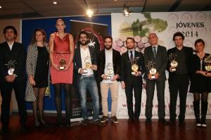 XII Premios Jóvenes solidarios, Edición 2014