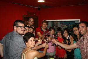 Pandillas de amigos convirtieron al vino manchego en un protagonista la edición pasada